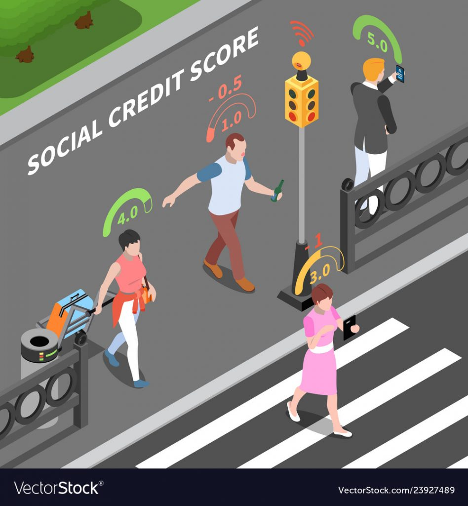 The Rise and Fall of Chinas' Social Credit System